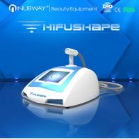 Nubway hifu ultrashape liposonix machine with latest tech for sale