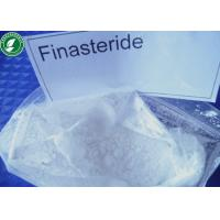 Wholesale Raw Powder Hair Loss Steroids Finasteride with 99% Assay , CAS 98319-26-7 from china suppliers