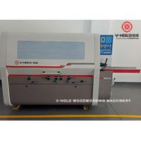 Wholesale High Efficiency 4 Head Planer Moulder for producing high volume laminated finger-joint board from china suppliers