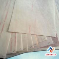 China ELECTRIAL INSULATING PAPER  NMN & NPN NOMEX-POLYESTER-NOMEX LAMINATES CLASS F INSULATION PAPER on sale