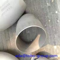 Wholesale Stainless Steel Elbow Pipe ASTM A182 F51 / UNS31803 / 1.4462 DN 15-1500 from china suppliers