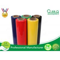 Wholesale Custom Colored Stretch Wrap Film Jumbo Roll Fro Pallet Wrapping from china suppliers
