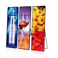 Wholesale 576X1920mm SMD2121 P3 1200 Nit LED Poster Display from china suppliers
