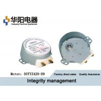 Wholesale Miniature Permanent Magnet Synchronous Motor 50TYZ420-D9 Synchronous AC Motor from china suppliers