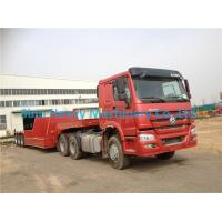 Wholesale HOWO 2 Axles Semi Trailer Trucks from china suppliers