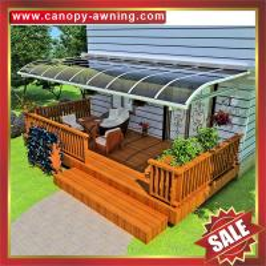 Buy cheap high quality rain sun patio gazebo corridor balcony porch window door metal from wholesalers