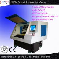 Wholesale 2-Station Cnc Drilling And Milling Machine Pcb Routing Machine from china suppliers