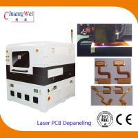 Buy cheap Optowave 355nm Laser Depaneling Machine For No Stress Cutting from wholesalers