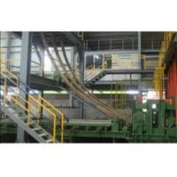 Buy cheap Industrial Steel Continuous Billet Casting Machine 30000 - 50000 T/Y Capacity from Wholesalers