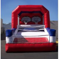 Wholesale Custom Inflatable Sports Games Doubleshot Basketball Shooting Stars For Adult from china suppliers