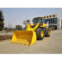 Wholesale China top brand 5t wheel loader L953F with 3.0cbm bucket from china suppliers