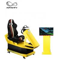 Wholesale Interactive 9D VR Car Racing Simulator For Adult / Children  1 Year Warranty from china suppliers