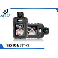 Quality 360 Degree Rotate Small Police Wearing Body Cameras 1080P With 6 IR Light for sale