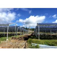 Buy cheap Construction Site Work Greenhouse Solar System Acid Corrosion Resistant from wholesalers
