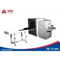 Buy cheap Downward X Ray Baggage Scanner For Military Installations Security Checking from wholesalers