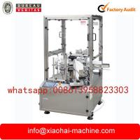 Wholesale High speed Rotary Cartonning machine with hot melt glue system for coffee capsule from china suppliers