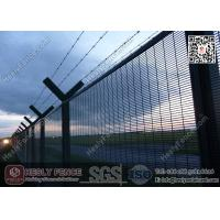 Wholesale 358 Anti-Cut High Security  Fence | RAL6005 Green Color | China Exporter from china suppliers