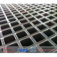 dark grey FRP Grating