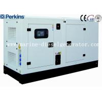 Wholesale 100KVA 80KW Silent Perkins Diesel Generator Low Fuel Consumption By Electric Governor from china suppliers