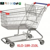 210 Litre Grocery Shopping Trolley With Zinc Or E - Coating With Color Powder Coating