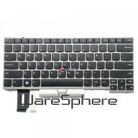 China Non - Backlit Keyboard Laptop Spares For Lenovo ThinkPad T480S E480 L380 L380 Yoga 01YN300 US for sale