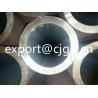 Steel Gas Line Pipe API 5L X70 , Round Seamless Black Steel Pipe