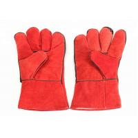 Wholesale High Temperature Welding Work Gloves Fully Welted Seams Long Life Span from china suppliers