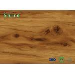 China Exquisite Design SPC Flooring Hardwood Fireproof Vinyl Planks SGS for sale