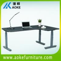 three legs adjustable office desks for sale