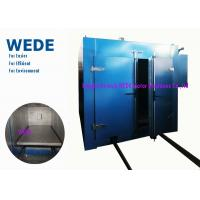Wholesale Double Doors Electric Powder Coating Oven , Trolley Style Resin Coating Machine from china suppliers