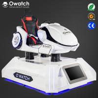 Wholesale Owatch-Stable 9D VR Cinema Driving Car Game Virtual Reality 9D Racing Simulator from china suppliers