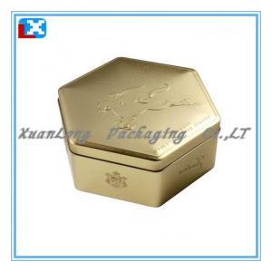 Quality Irregular Metal Tin Box for sale