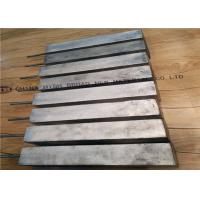 China Magnesium sacrificial anode used in  protecting one steel hull on sale