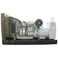 Low Emission 150 kva Fuel Tank Generator IP23 Protection Grade For School for sale