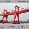 A-frame Structural Gantry Crane 40t for sale