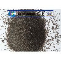 Wholesale Grit Brown Sand Blast Media High Cycle Index Aluminum Oxide 9.0 Mohs Hardness from china suppliers