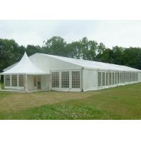Wholesale 300~2000 People Big White Inflatable Tent For Party , Outdoor Luxury Wedding Tents from china suppliers