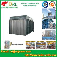 Wholesale Gas Air Preheater CFB Boiler APH In Power Plant Heat Preservation from china suppliers