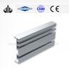 Custom Anodized Aluminium Extrusion Profile for sale