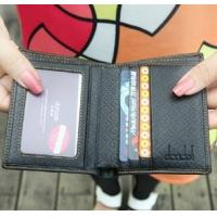 Wholesale pu men wallet casual short purse for men from china suppliers