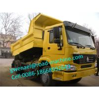 Wholesale U-profil Carriage Grey HOWO Trucks Small Dumper For Cleaning Muck from china suppliers