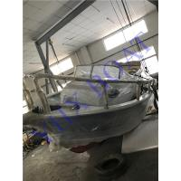 Wholesale 6.5m Steering Console Aluminum Boat For Fishing / Water Sport , CE Approved from china suppliers