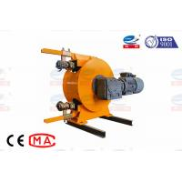 China Convenient Industrial Peristaltic Pump Lightweight Concrete Pumping Equipment on sale