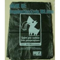 Wholesale Cheap dog waste blockhead poly, litter bags, poop bags, pet supplies, tidy bag, dog waste from china suppliers