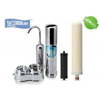 China Ceramic Countertop Drinking Water Filter Antimicrobial For Remove Heavy Metal on sale