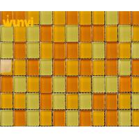 Wholesale Proffesional Glitter Swimming Pool Mosaic Tiles For Romantic Decoration from china suppliers