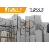 China 75mm EPS Cement Sandwich Partition Insulation Wall Board Eco friendly on sale