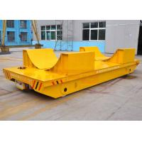 Wholesale Box girder structure casting wheel rail transporters with V-frame from china suppliers