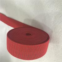 Quality 4cm Width Lawn Furniture Repair Webbing Different Color Accepted Big Tension And for sale