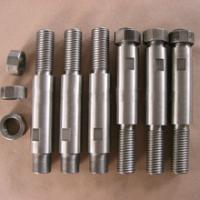 Wholesale High Density high temperature 99.95% pure molybdenum bolts nuts fasteners from china suppliers